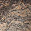 Surface of polished Granite Slab - Stock Photo