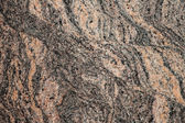 Surface of polished Granite Slab — Foto Stock