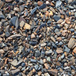 Royalty-Free Stock Photo: Gravel background pattern