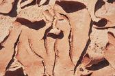 ひびの入った泥 — ストック写真