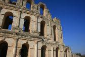 Coliseum in El Djem - Tunisia — Stock Photo