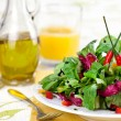 Stock Photo: Fresh Green Salad