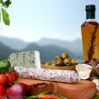 Italien Food - Stock Photo