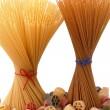 Постер, плакат: Bunch of spaghetti