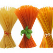 Gourmet spaghetti — Stock Photo
