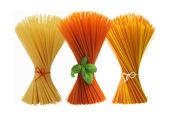 Gourmet spaghetti — Stock Photo