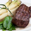 Grilled Beef Steak — Stock Photo #3030555