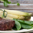 Grilled Steak — Stock Photo #3030571