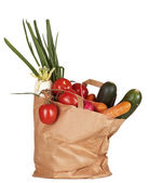 Grocery bag — Stock fotografie