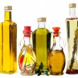 Stock Photo: Deli Olive Oel in Bottles