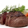 Grilled Beef Filet — Stock Photo