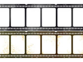 Filme — Fotografia Stock
