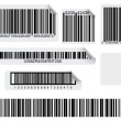Barcode print - Stock Vector
