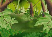 Forêt vierge — Photo