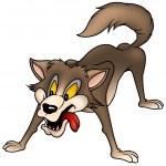 Wolf — Stock Vector #2905222