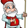 Stock Vector: Saint Nicholas