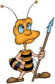 Wasp Guard — Stock Vector