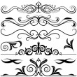 Decorative Elements - Stock Vector