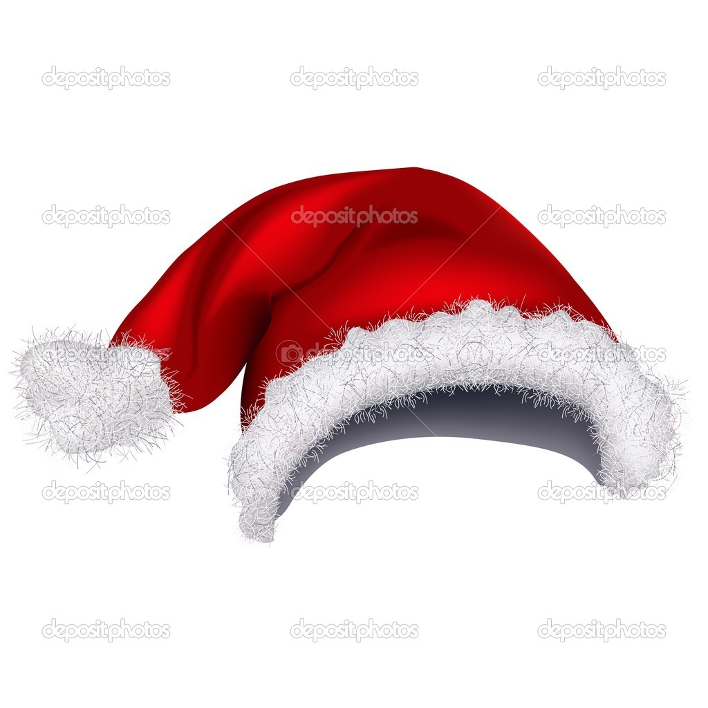 how to add a santa hat to a photo