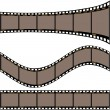 Filmstrip — Stock Vector