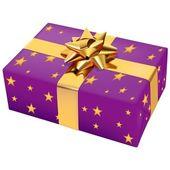 Christmas Present — Stock Vector