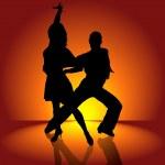 Постер, плакат: Latino Dance
