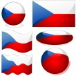 Czech Republic — Stock Vector #3113260