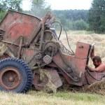Tractor. — Stock Photo #3710486