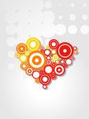 полезные конструкции вектора сердца — Cтоковый вектор
