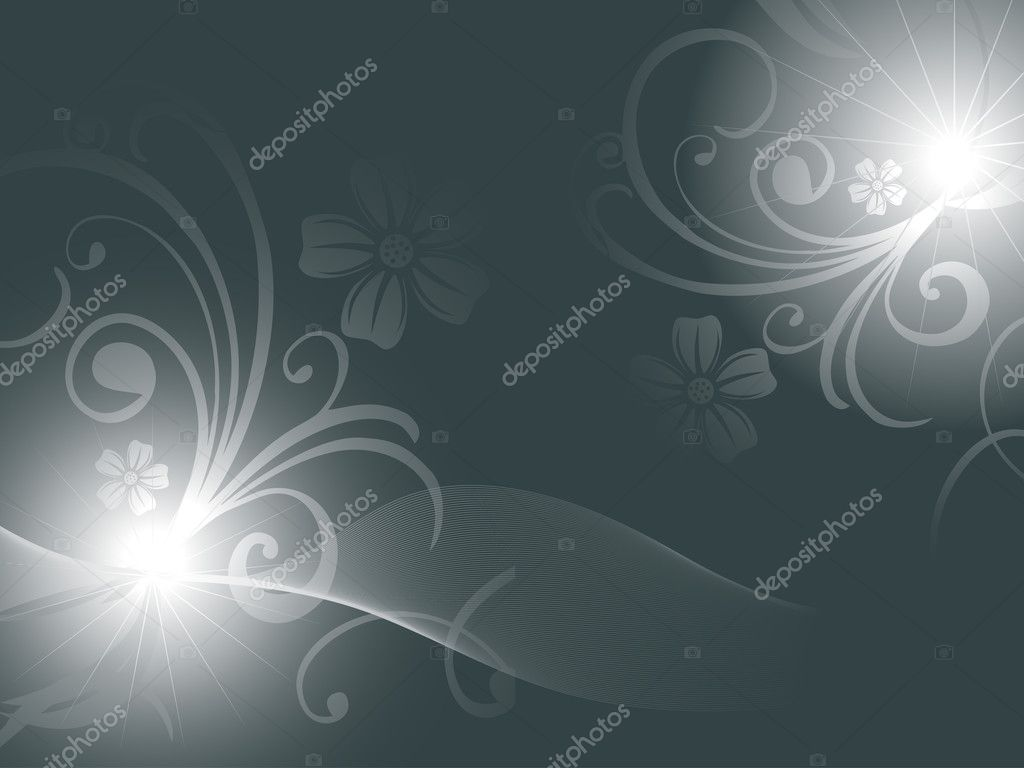 Vector shiny beautiful background — Stock Vector #3253400