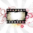 Photo reel vector art - Stock Vector