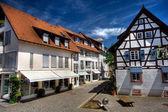 Gammal mycket fin stad i Tyskland — Stockfoto