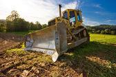 Escavadora — Foto Stock