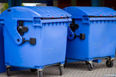 Refuse bin — Stock Photo
