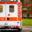 Ambulance — Stock Photo #3035337