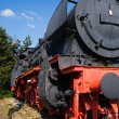 Old Locomotive — Stock Photo #3069539