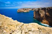 Cap, rock - costa em portugal — Foto Stock