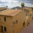 Old city on Majorca — Stock Photo