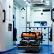 ambulance interieur — Stockfoto #3106392