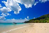 Spiaggia di sogno — Foto Stock