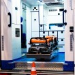 Ambulance Interior — Stock Photo