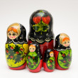 Stock Photo: Russian matryoshka doll