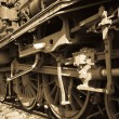 Old Locomotive — Stock Photo #3648093