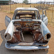 Stock Photo: Old car in Namibidesert
