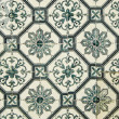 Portuguese azulejos - Stock Photo