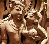Uma-maheshvara — Zdjęcie stockowe