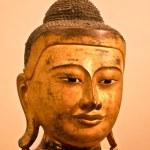 Standing Bodhisattva - detail — Stock Photo #3192364