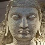 Standing Bodhisattva - detail — Stock Photo