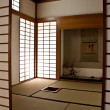 Japanese room — Stock Photo #3541400