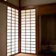 Japanese room — Stock Photo